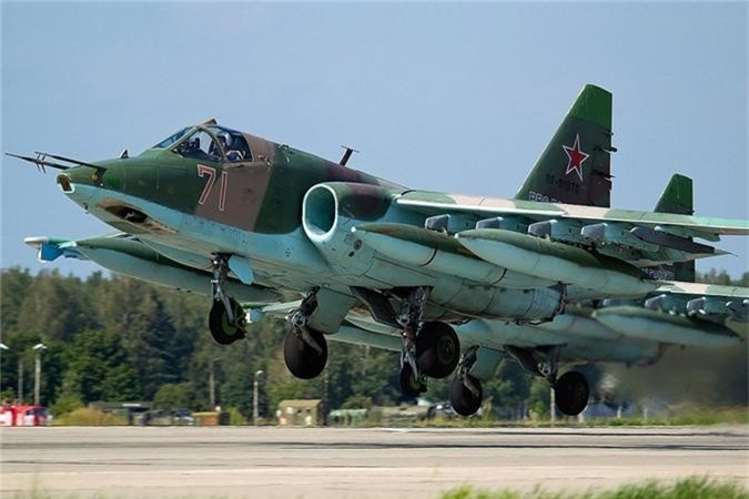 Cuong kich Su-25 roi tan tanh khien Nga dau dau tim nguyen nhan-Hinh-9
