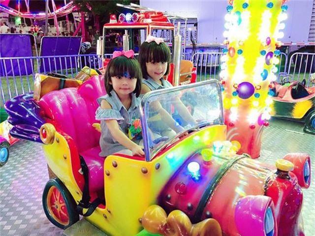 Diva Hồng Nhung và nhiều sao Việt nào có con sinh đôi - Ảnh 10.