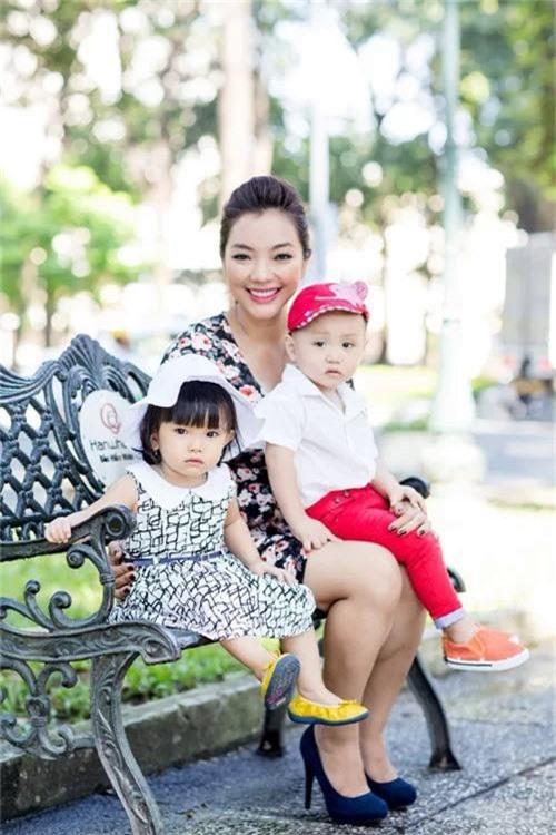 Diva Hồng Nhung và nhiều sao Việt nào có con sinh đôi - Ảnh 11.