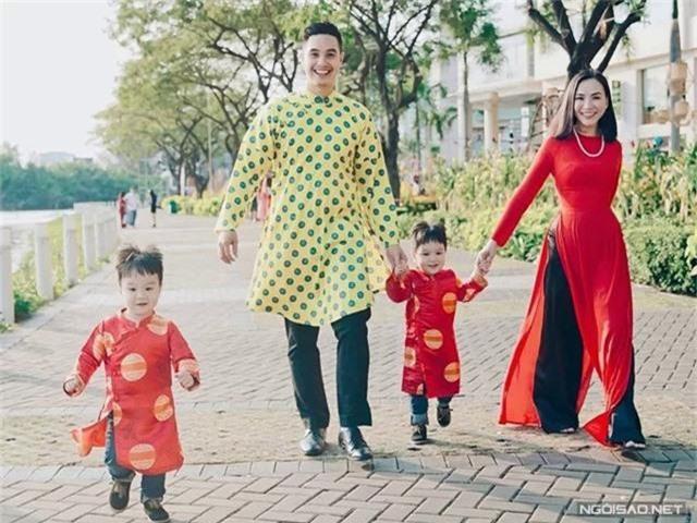 Diva Hồng Nhung và nhiều sao Việt nào có con sinh đôi - Ảnh 5.