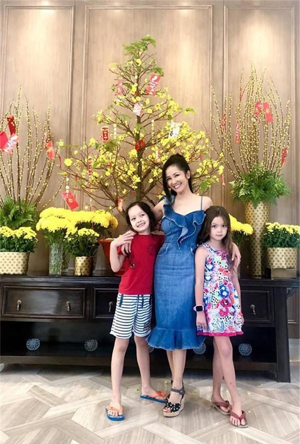 Diva Hồng Nhung và nhiều sao Việt nào có con sinh đôi - Ảnh 7.