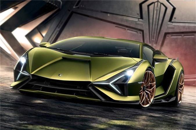 Lamborghini trinh lang 'sieu bo' manh nhat trong lich su, gia hon 83 ty hinh anh 2