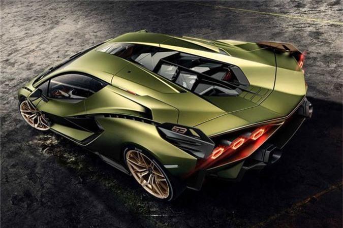 Lamborghini trinh lang 'sieu bo' manh nhat trong lich su, gia hon 83 ty hinh anh 4