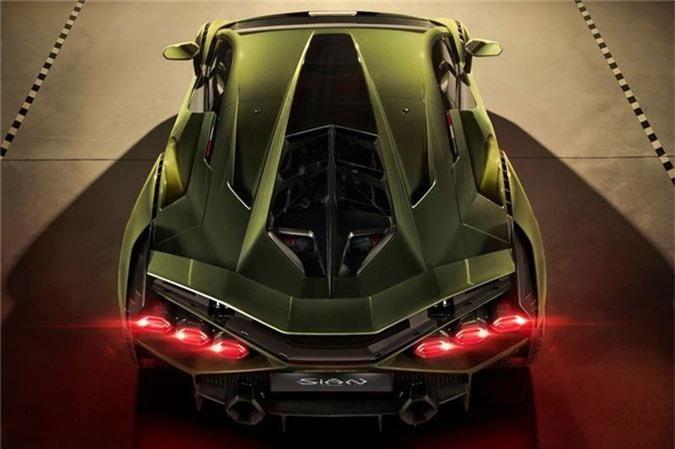 Lamborghini trinh lang 'sieu bo' manh nhat trong lich su, gia hon 83 ty hinh anh 5