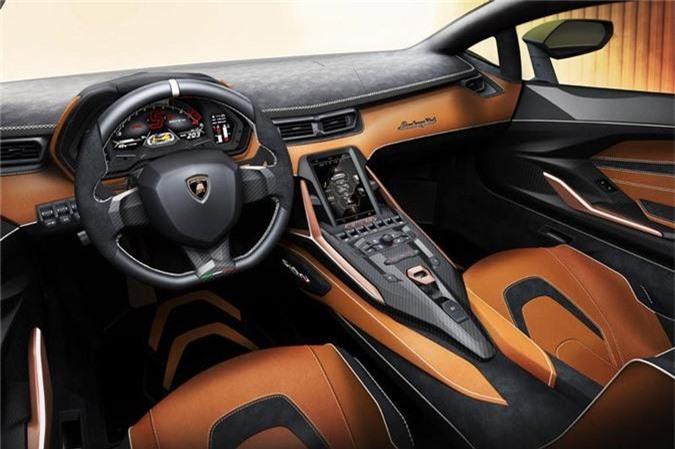Lamborghini trinh lang 'sieu bo' manh nhat trong lich su, gia hon 83 ty hinh anh 6