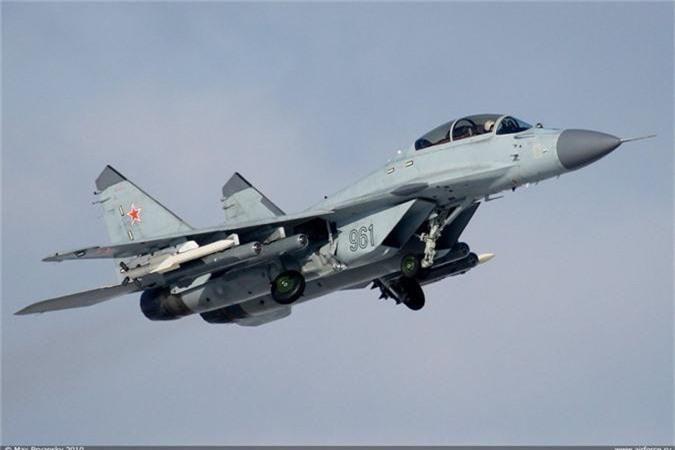 Ky la: Nga de nghi Malaysia doi MiG-29