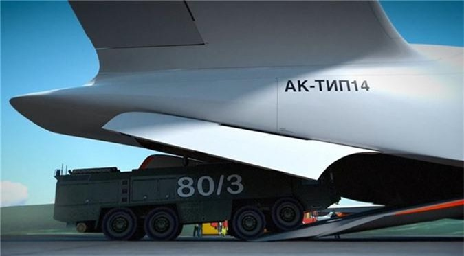 Nga sap thay phi doi An-124 bang loat may bay van tai sieu hang-Hinh-3