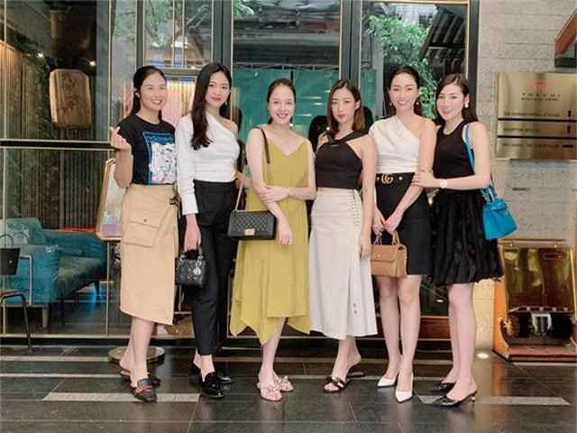 Người đẹp Việt có cuộc sống giàu sang sau khi kết hôn - Ảnh 10.