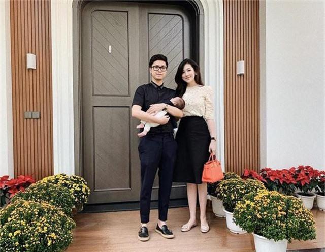 Người đẹp Việt có cuộc sống giàu sang sau khi kết hôn - Ảnh 8.