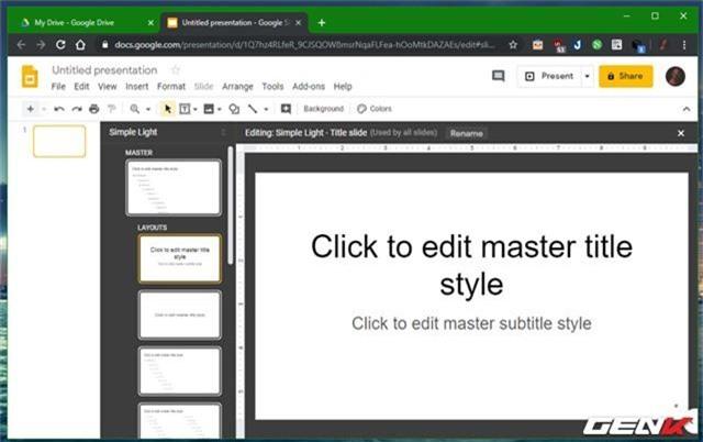 Những gợi ý giúp bài thuyết trình của bạn ở trên Google Slides càng thêm sinh động - Ảnh 3.