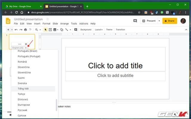 Những gợi ý giúp cho bài thuyết trình của bạn ở trên Google Slides càng thêm sinh động - Ảnh 7.