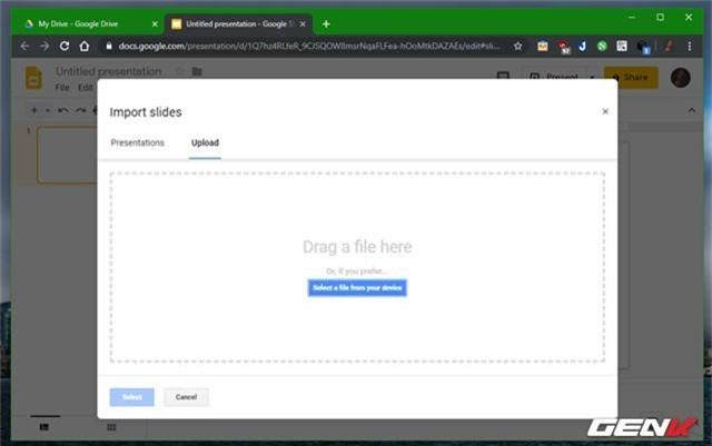 Những gợi ý giúp cho bài thuyết trình của bạn ở trên Google Slides càng thêm sinh động - Ảnh 8.