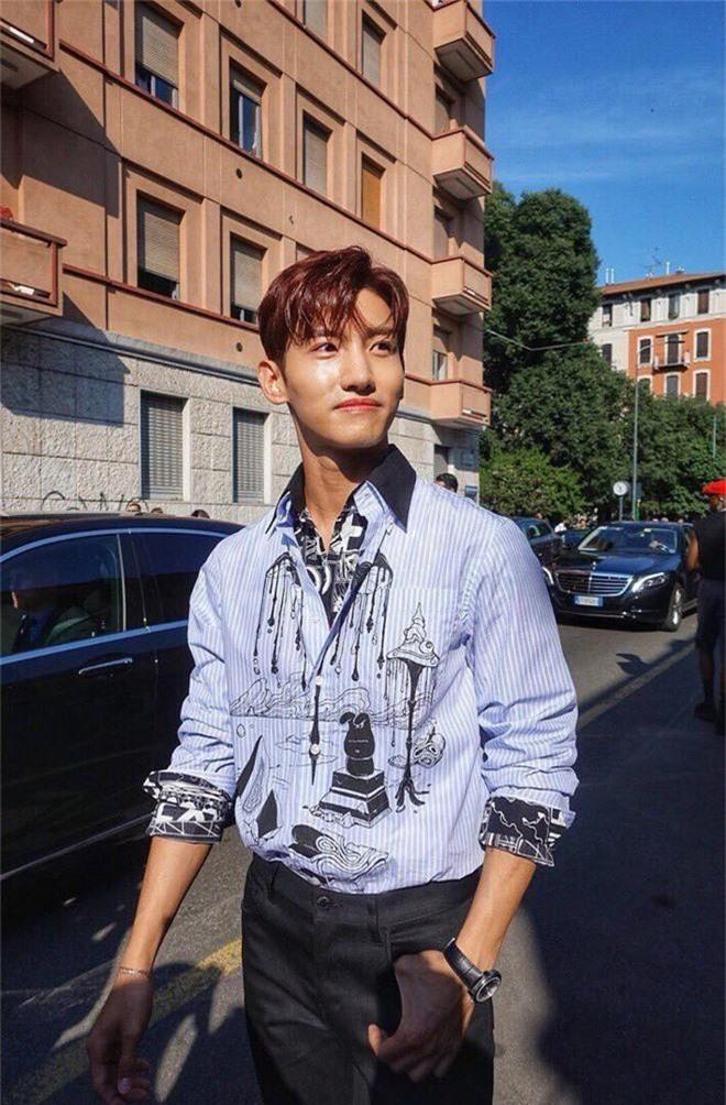 Trường đại học hot hit xứ Hàn hội tụ toàn idol, diễn viên hạng A: Mỹ nam BTS quá đỉnh, Lee Min Ho và Changmin cùng ngành - Ảnh 5.