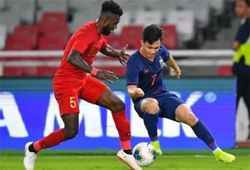 Ngôi sao mới nổi Supachok của đội tuyển Thái Lan là nhân tố mà bóng đá Việt Nam sẽ phải chú ý đặc biệt