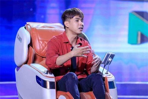 Hồ Quang Hiếu chia sẻ nhiều về quá khứ quậy phá, về tuổi thơ không êm đềm trên sóng truyền hình.