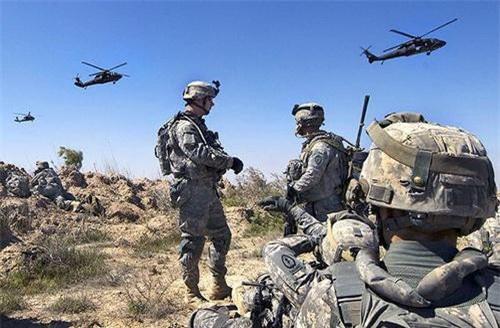 Lính đặc nhiệm Thủy quân lục chiến Mỹ. Ảnh: Defence Blog.