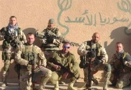 Lính đánh thuê Wagner của Nga hoạt động tại Syria. Ảnh: Al Masdar News.