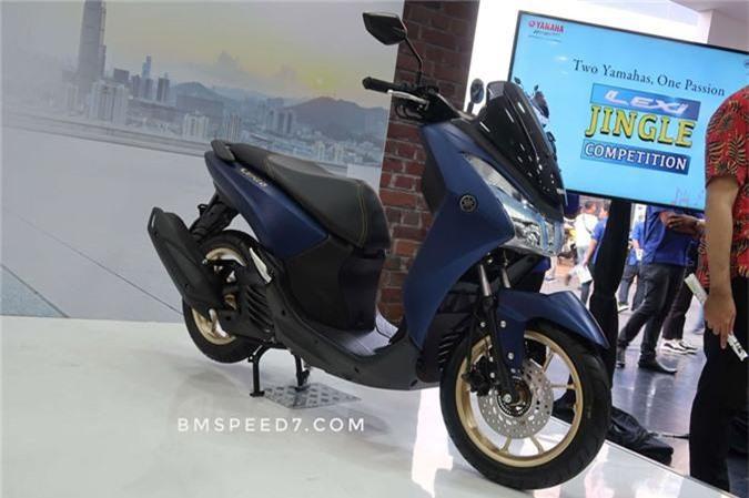 Yamaha Lexi 2019. Ảnh: Bmspeed7.