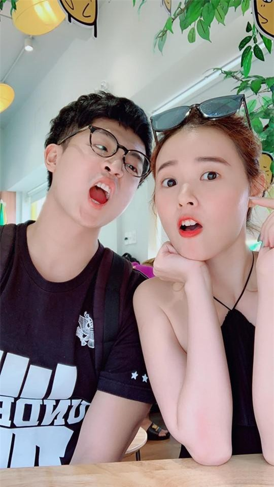 Midu và Harry Lu