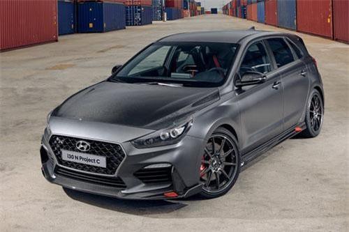 Hyundai i30 N Project C 2019.
