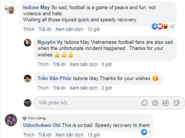 CĐV quốc tế phẫn nộ vì vấn nạn pháo sáng ở Việt Nam - 2