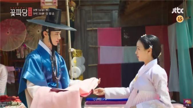 Chua len song, 'Biet doi hoa hoe' lot top 10 phim truyen hinh noi tieng nhat tai Han Quoc hinh anh 2