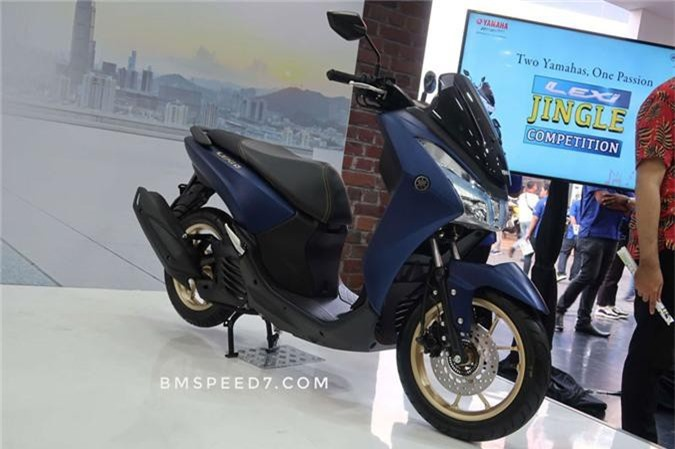 Yamaha Lexi 2019 co gi dac biet de 'dau' voi Honda PCX? hinh anh 1