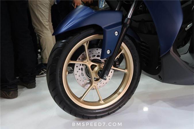 Yamaha Lexi 2019 co gi dac biet de 'dau' voi Honda PCX? hinh anh 3