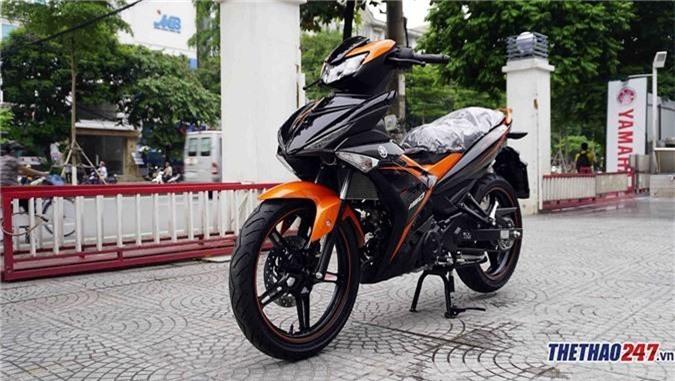 Yamaha Exciter 2019.
