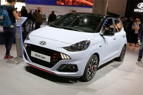 Hyundai i10 N Line 2020.