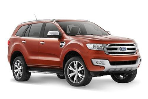 Ford Everest.