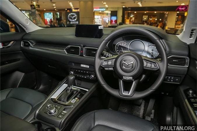 Can canh Mazda CX-5 dung dong co tang ap dau tien o Dong Nam A hinh anh 11