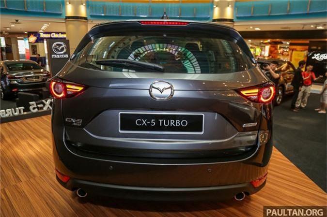 Can canh Mazda CX-5 dung dong co tang ap dau tien o Dong Nam A hinh anh 5
