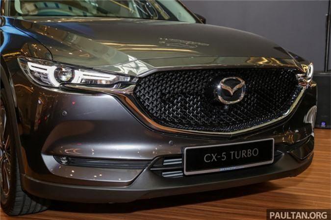 Can canh Mazda CX-5 dung dong co tang ap dau tien o Dong Nam A hinh anh 6