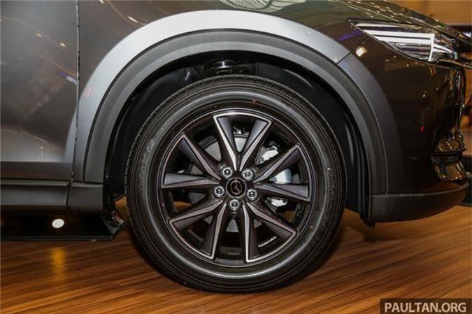 Can canh Mazda CX-5 dung dong co tang ap dau tien o Dong Nam A hinh anh 7