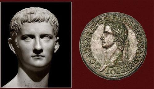 Gaius Caligula là bạo chúa La Mã nổi tiếng