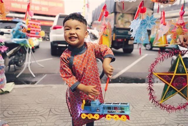 Làm mẹ đơn thân, Dương Cẩm Lynh cố vun vén cho con một tuổi thơ êm đẹp - 4