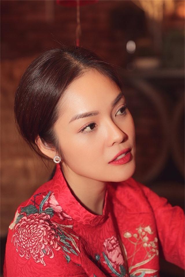 Làm mẹ đơn thân, Dương Cẩm Lynh cố vun vén cho con một tuổi thơ êm đẹp - 6