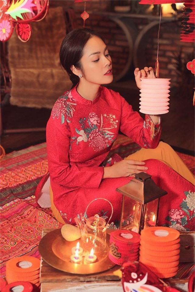 Làm mẹ đơn thân, Dương Cẩm Lynh cố vun vén cho con một tuổi thơ êm đẹp - 7