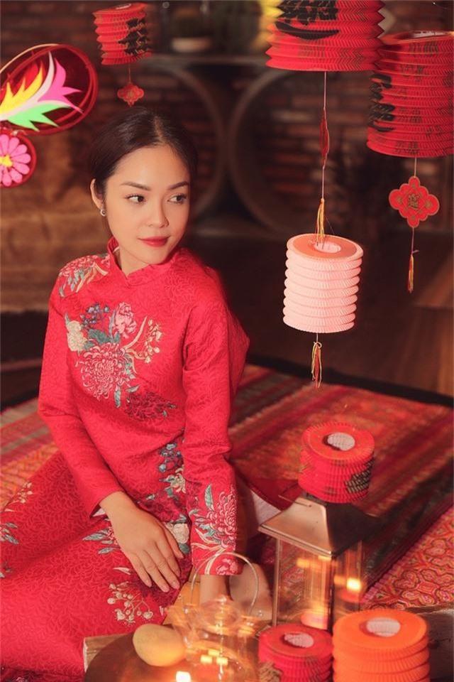 Làm mẹ đơn thân, Dương Cẩm Lynh cố vun vén cho con một tuổi thơ êm đẹp - 8
