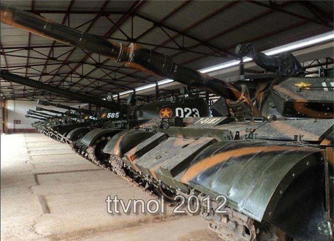 Neu phat trien tiep xe tang T-54M, Viet Nam can cai tien them gi?-Hinh-7