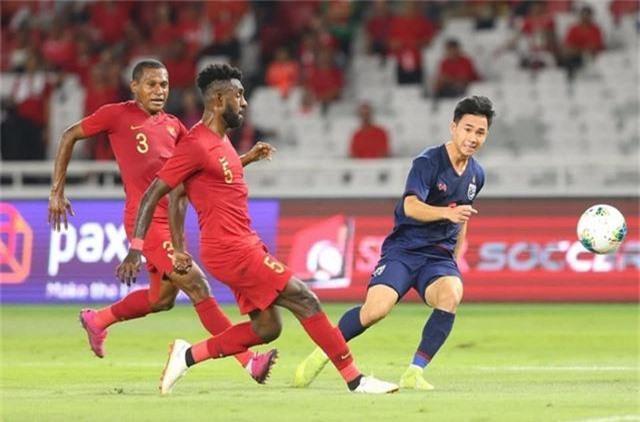 Thái Lan đang chuẩn bị lực lượng cho SEA Games từ vòng loại World Cup - 1
