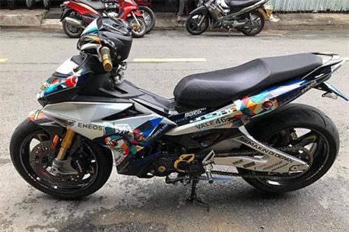 Chiếc Yamaha Exciter 200 triệu đắt hơn cả xe PKL Ducati.