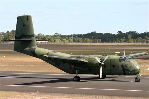 Máy bay vận tải hạng nhẹ C-7 Caribou. Ảnh: Wikipedia.