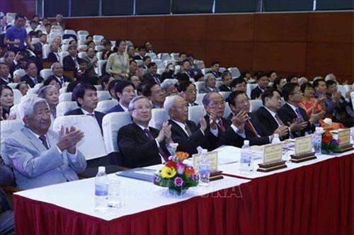 Lãnh đạo Đảng, Nhà nước, MTTQ Việt Nam tham dự Đại hội