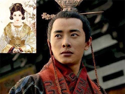 Hán Hiến Đế và Hiến Mục hoàng hậu.