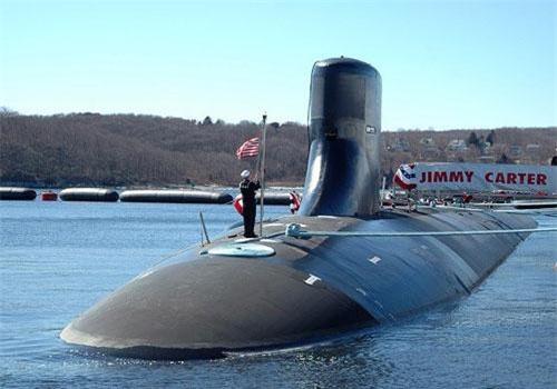 Trong cuộc điện đàm trước đây, Tổng thống Mỹ Donald Trump từng tiết lộ với người đồng cấp Philippines rằng, Mỹ luôn có 2 tàu ngầm hạt nhân hoạt động trong khu vực biển Đông, gần Philippines.