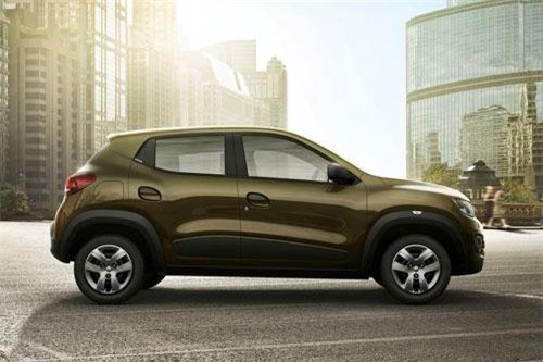 5. Renault Kwid (doanh số: 89.724 chiếc).