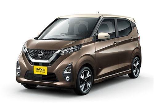 8. Nissan Dayz (doanh số: 79.786 chiếc).