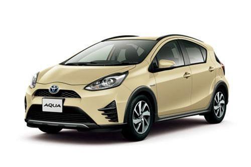 9. Toyota Aqua (doanh số: 60.712 chiếc).